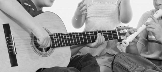 5 NOV: ricomincia la propedeutica musicale per bambini!