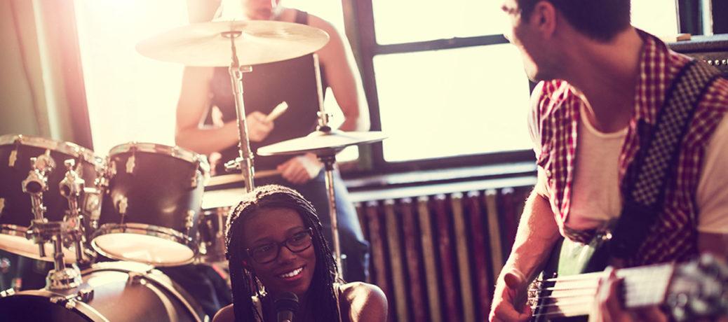 Band On Stage – NOVITA'!!