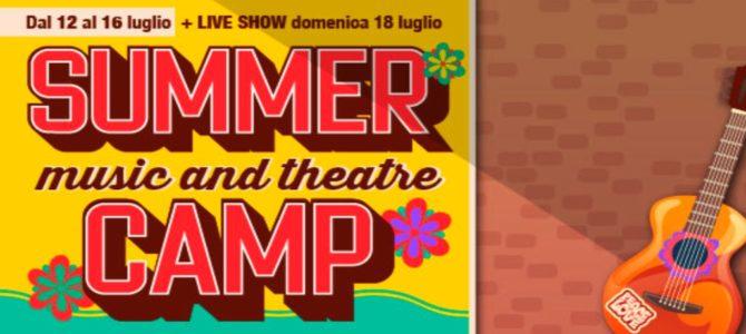 MUSIC&THEATRE SUMMERCAMP 2021